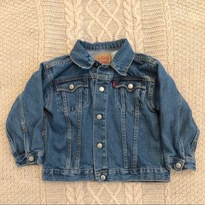 Levi's 4T Denim Jacket